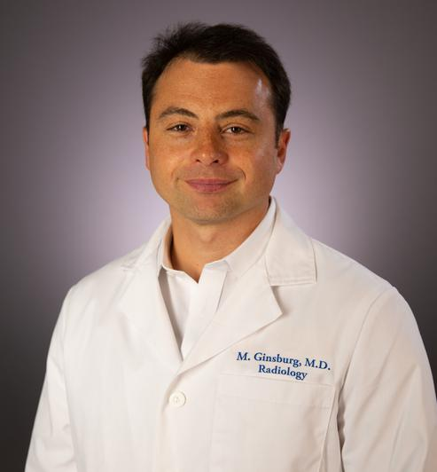 Michael Ginsburg, M.D.
